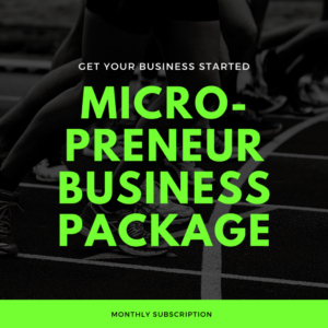 Micropreneur Business Package